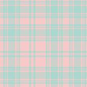 Plaid | Farm | Pink Mint