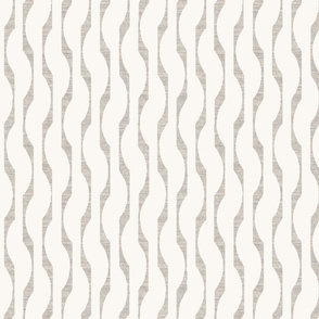 Geo Stripe- Neutral