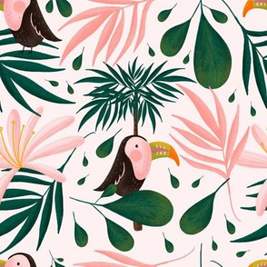 Jungle Pattern 4