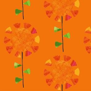 Sunflowers (orange)