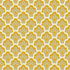 Kitsch Fantail Mustard