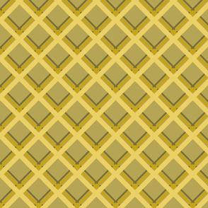 Waffle mesh x10