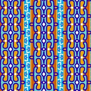 Bohemian Ladder Stripe 3