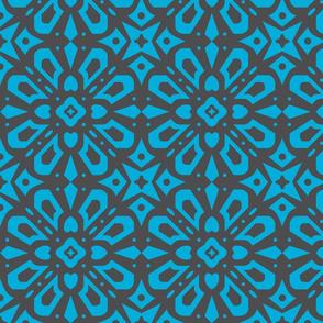 Blue Grey Tile