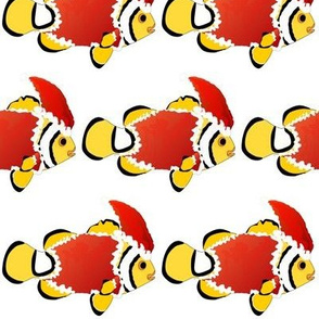 Christmas Clownfish