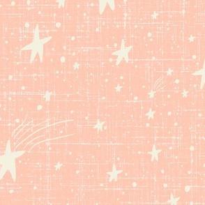 Starry Skies- Peach