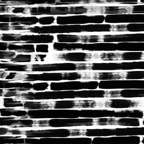 Brick Grunge black white