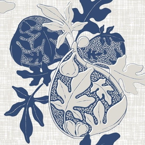 Figs in Navy