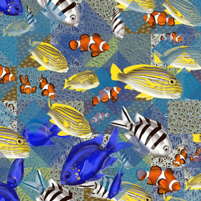 REEF CHEATER QUILT2