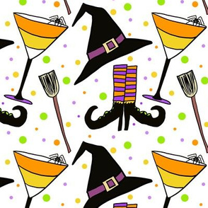 Wicked Witch Pattern