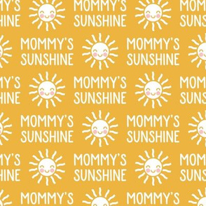 Mommy's Sunshine (yellow) - LAD19