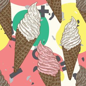 Super Sweet Soft Ice Cream Treats