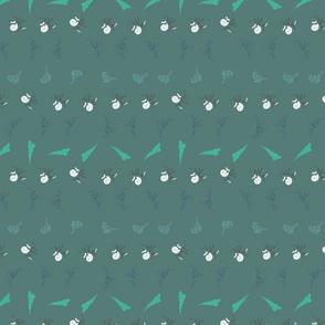 Seaweed stripe