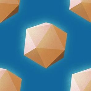 Underwater Icosahedron