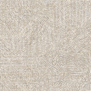 Abstract Animal Texture- Sand