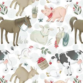 Barnyard Animals FAP