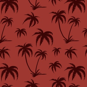 Palm Tree - Browns