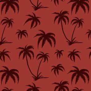 Palm Tree - Browns