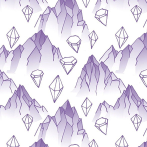 Diamonds and Mountains