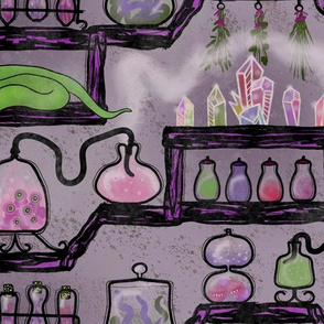 The Witch's Lab