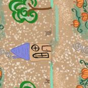 TARS Project 514 | Folk Art Village & Pumpkin Patch