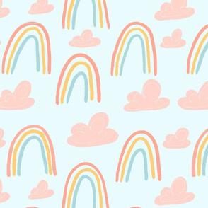 Pastel Rainbow