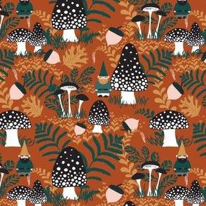 Wild Autumn Gnomes - Small Scale