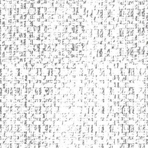 gray burlap coordinate