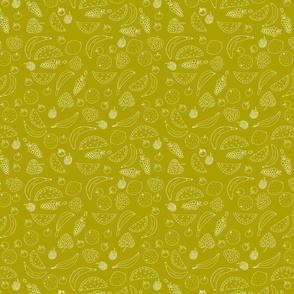 Fun Fruit in Acid Green