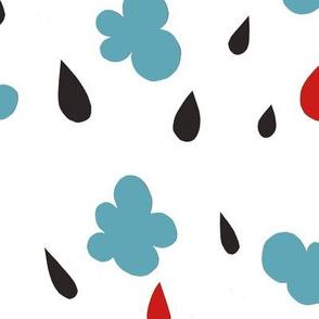 Rain Clouds-Small