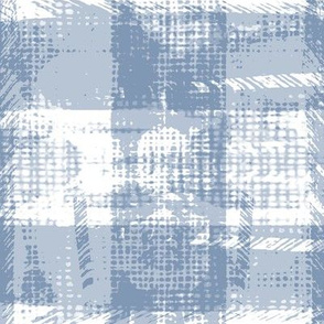 modern plaid texture light blue white