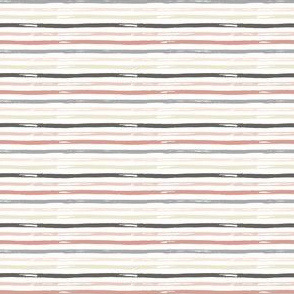 "4"" Neutral Stripes"
