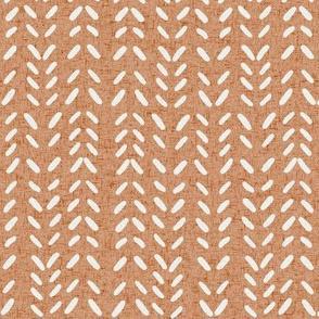 caramel mudcloth fabric - sfx1346 - mudcloth fabric, nursery fabric, baby fabric, earth toned fabric, nursery fabric, baby