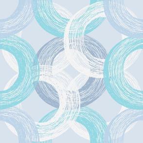 Rings (blue)