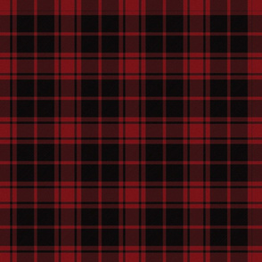 Red Fall Plaid
