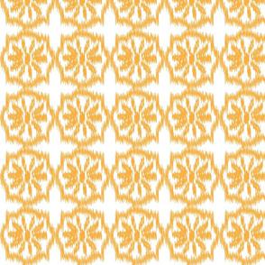 Orange Lombok Ikat