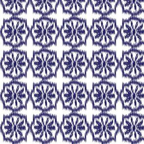 Blue Lombok Ikat