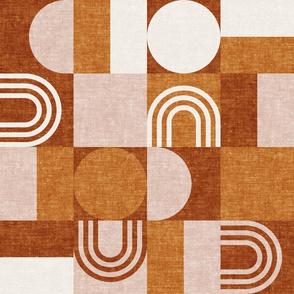 aria geometric patchwork - LAD19