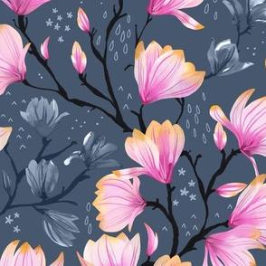 Magnolia Melancholy / Small