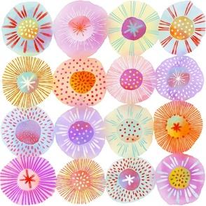 Sorbet Circles