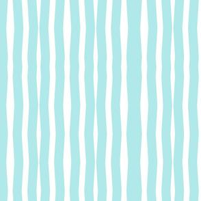 Modern Lines Soft Aqua