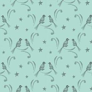 birds mint