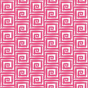 Maze in Watermelon