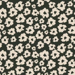Camofloral Green