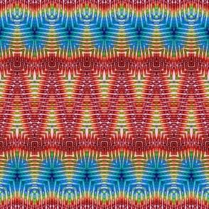 Indian War Dance Stripes