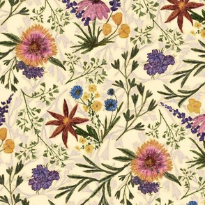 Wildflower Chintz Ditsy