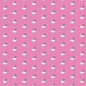 ducks pink