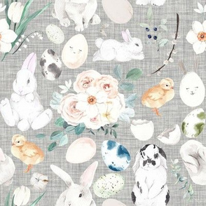 Bunny Trail // Silver