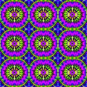 Neon Sunflower Bubbles
