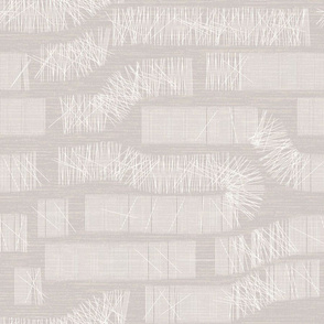Dashed Line Texture- Taupe